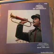 Vinyl records - LP. HIMNOS Y TOQUES DE ORDENANZA - 114151455
