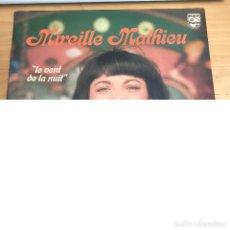 Discos de vinilo: LP . MIREILLE MATHIEU. Lote 114153551