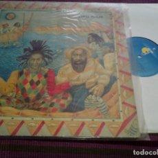 Discos de vinilo: STEEL PULSE REGGAE GREATS 1985 ISLAN RECORDS SPANISH EDITION. Lote 131408146