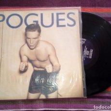 Discos de vinilo: POGUES - PEACE AND LOVE (LP) 1989. Lote 114163431