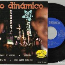 Dischi in vinile: DUO DINAMICO EP AMOR DE VERANO + 3 1963 EN PERFECTO ESTADO. Lote 209656451