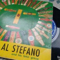 Disques de vinyle: E P (VINILO) DE AL STEFANO AND HIS LATIN GROUP AÑOS 60. Lote 114171599