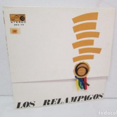 Discos de vinilo: LOS RELAMPAGOS. LP VINILO. ZAFIRO 1967. VER FOTOGRAFIAS ADJUNTAS. Lote 114182055