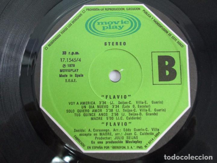 Discos de vinilo: FLAVIO. LP VINILO. MOVIEPLAY 1979. VER FOTOGRAFIAS ADJUNTAS - Foto 7 - 114182723