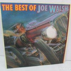 Discos de vinilo: THE BEST OF JOE WALSH. LP VINILO. MOVIEPLAY 1979. VER FOTOGRAFIAS ADJUNTAS. Lote 114183463