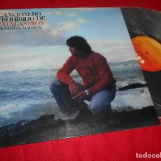 Discos de vinilo: PATXI ANDION CANCIONERO PROHIBIDO (BIOGRAFIA MALDITA) LP 1978 CBS GATEFOLD EDICION ESPAÑOLA SPAIN. Lote 114183959