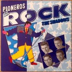 Discos de vinilo: THE SHADOWS : LO MEJOR DE LO MEJOR DE THE SHADOWS [ESP 1989]. Lote 114186091
