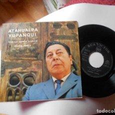 Discos de vinilo - ATAHUALPA YUPANQUI-SINGLE TRABAJO QUIERO TRABAJO - 114186387