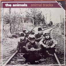 Discos de vinilo: THE ANIMALS : ANIMAL TRACKS [ESP 1989]. Lote 114188827