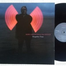 Discos de vinilo: ROBYN HITCHCOCK & THE VENUS 3 - '' PROPELLOR TIME '' LP EU 2010. Lote 114196319