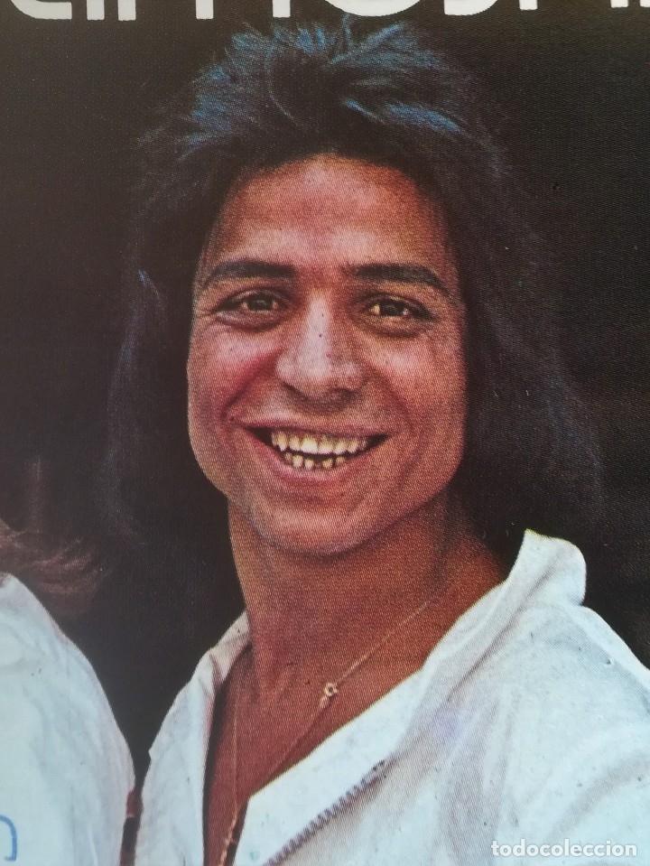 Discos de vinilo: LP DISCO DE VINILO,LOS CHUNGUITOS,AÑO 1979 FIRMADO POR LOS CANTANTES,RUMBA FLAMENCO,CANTE GITANO - Foto 7 - 114197963