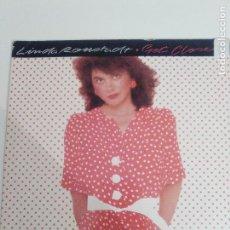 Discos de vinilo: LINDA RONSTADT GET CLOSE ( 1982 ASYLUM ESPAÑA ) BUEN ESTADO EN GENERAL. Lote 114201923