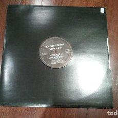 Discos de vinilo: FR BOYZ CHOIR-STOP & GO.MAXI. Lote 114216579