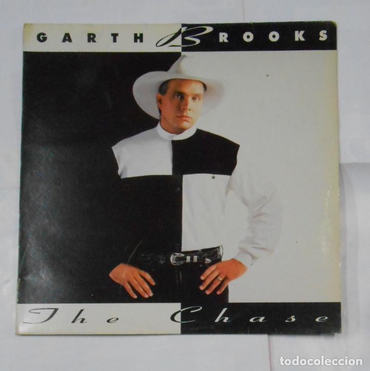 GARTH BROOKS. - THE CHASE - LP. TDKDA25 (Música - Discos de Vinilo - Maxi Singles - Country y Folk)