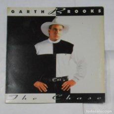 Discos de vinilo: GARTH BROOKS. - THE CHASE - LP. TDKDA25. Lote 114244363