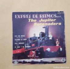 Discos de vinilo: EP - THE JUPITERS SERENADERS / ESPRES DE RITMOS - CHA CHA NEGRA +3 - HISPAVOX HX 007-09 - 1959. Lote 114245987