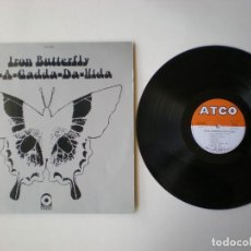 Discos de vinilo: IRON BUTTERFLY - IN-A-GADDA-DA-VIDA - ATCO 3019 - EDITADO EN FRANCIA. Lote 114271559
