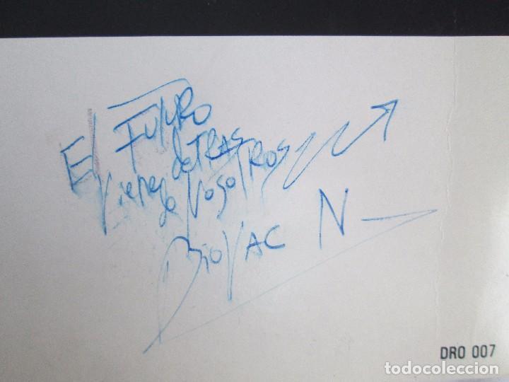 Discos de vinilo: AVIADOR DRO. FIRMADO POR LOS COMPONENTES DEL GRUPO. LP. VINILO MAXI-SINGLE 1982 - Foto 7 - 114272687