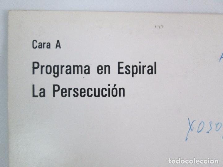 Discos de vinilo: AVIADOR DRO. FIRMADO POR LOS COMPONENTES DEL GRUPO. LP. VINILO MAXI-SINGLE 1982 - Foto 12 - 114272687