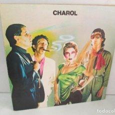Discos de vinilo: CHAROL. LP VINILO. MOVIEPLAY 1980. VER FOTOGRAFIAS ADJUNTAS. Lote 114275943