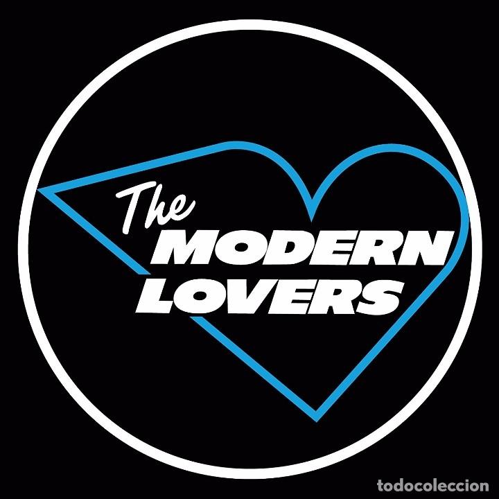 LP THE MODERN LOVERS VINILO 180G VELVET UNDERGROUND (Música - Discos - LP Vinilo - Punk - Hard Core)