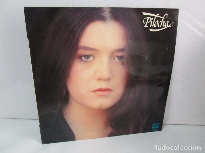 PILOCHA. LP VINILO. MOVIEPLAY 1978. VER FOTOGRAFIAS ADJUNTAS (Música - Discos - LP Vinilo - Étnicas y Músicas del Mundo)