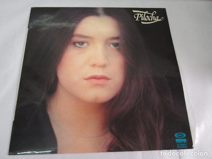 Discos de vinilo: PILOCHA. LP VINILO. MOVIEPLAY 1978. VER FOTOGRAFIAS ADJUNTAS - Foto 2 - 114285115