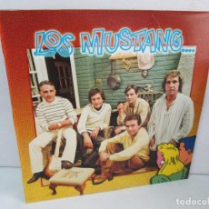 Discos de vinilo: LOS MUSTANG...LP VINILO. MOVIEPLAY. 1980. VER FOTOGRAFIAS ADJUNTAS. Lote 114293463