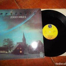 Discos de vinilo: PRETENDERS 2000 MILES / FAST OS SLOW / MONEY MAXI SINGLE DE VINILO PROMO DEL AÑO 1983 ESPAÑA 3 TEMAS. Lote 114300407