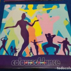 Discos de vinilo: LP DOBLE PINK RECORDS MURCIA ( COLOURS OF DANCE ) 1994 KITO VINILOS NUEVOS. Lote 114300419