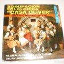 Discos de vinilo: SINGLE CASA OLIVER. NA CATALINA DE PLAÇA + 3 TEMAS. BELTER 1967 SPAIN (PROBADO Y BIEN). Lote 114311263