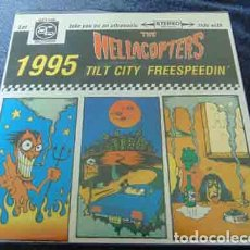 Discos de vinilo: THE HELLACOPTERS – 1995 - SINGLE GET HIP USA 1999. Lote 114317643