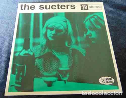 Discos de vinilo: The Sueters – Se Donde Está - EP ANIMAL RECORDS 1998 - Foto 1 - 114317699