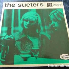 Discos de vinilo: THE SUETERS – SE DONDE ESTÁ - EP ANIMAL RECORDS 1998. Lote 114317699