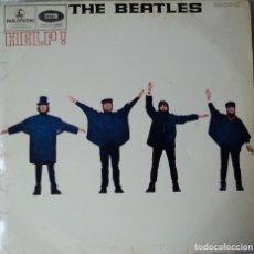 Discos de vinilo: THE BEATLES - HELP - 1.ª EDICIÓN DE 1965 DE ENGLAND. Lote 114330655