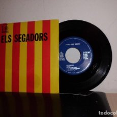 Discos de vinilo: L.ORFEO ENRIC MORERA-DIR RICARD MACIAS -ELS SEGADORS--LA SARDANA DE LES MONGES-1976-HISPAVOX MADRID. Lote 114337699