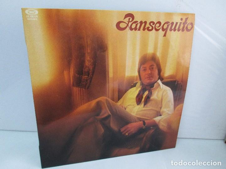 PANSEQUITO. LP VINILO. MOVIEPLAY. 1978. VER FOTOGRAFIAS ADJUNTAS (Música - Discos - LP Vinilo - Flamenco, Canción española y Cuplé)