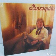 Discos de vinilo: PANSEQUITO. LP VINILO. MOVIEPLAY. 1978. VER FOTOGRAFIAS ADJUNTAS. Lote 114342559