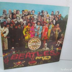 Discos de vinilo: SERGEANT PEPPER´S LONELY HEARTS CLUB BAND. THE BEATLES. LP VINILO. ODEON 1967. Lote 114347383
