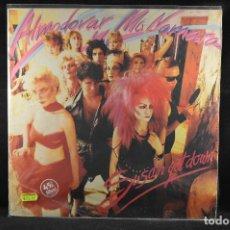 Discos de vinilo: ALMODOVAR Y MCNAMARA - SUSAN GET DOWN - MAXI LP. Lote 114349659