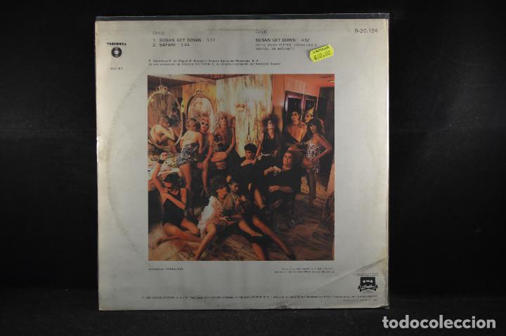 Discos de vinilo: ALMODOVAR Y MCNAMARA - SUSAN GET DOWN - MAXI LP - Foto 2 - 114349659