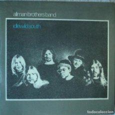 Discos de vinilo: THE ALLMAN BROTHERS BAND - IDLEWILD SOUTH - EDICIÓN DE 1975 DE ESPAÑA. Lote 114350571