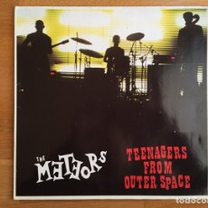 Discos de vinilo: THE METEORS: TEENAGERS FROM OUTER SPACE. Lote 114359426