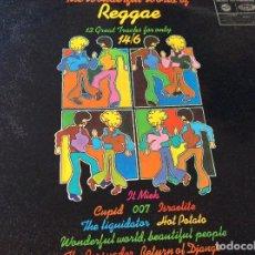 Discos de vinilo: REGGAE. Lote 114363215