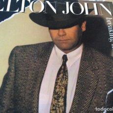 Discos de vinilo: ELTON JOHN. Lote 114364331
