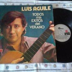 Discos de vinilo: 12-LP LUIS AGUILE, TODOS MIS EXITOS DEL VERANO, 1973. Lote 114399715