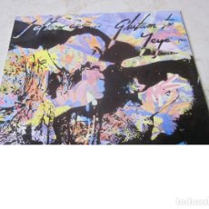 Discos de vinilo: GLUTAMATO YE-YE - Y AL TERCER AÑO LP - LA FABRICA MAGNETICA 1989. Lote 114410555