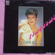 Discos de vinilo: ANGIE GOLD,TIMEBOMB EDICION ESPAÑOLA DEL 85 PROMO. Lote 114417131