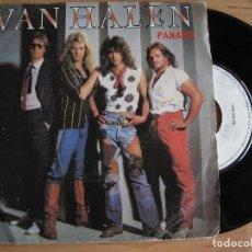 Discos de vinilo: VAN HALEN: PANAMA / AEROSMITH, MOTLEY CRUE, Y&T, SCORPIONS, SKID ROW, WARRANT, GEAT WHITE.... Lote 114419179