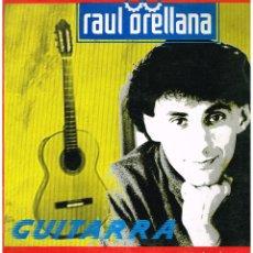 Discos de vinilo: RAUL ORELLANA - GUITARRA - LP 1989. Lote 114424919